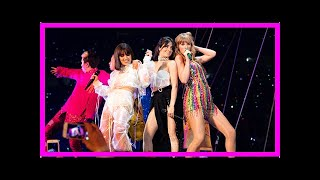 Breaking News | Camila Cabello Tweets Health Update After Missing Taylor Swift Show