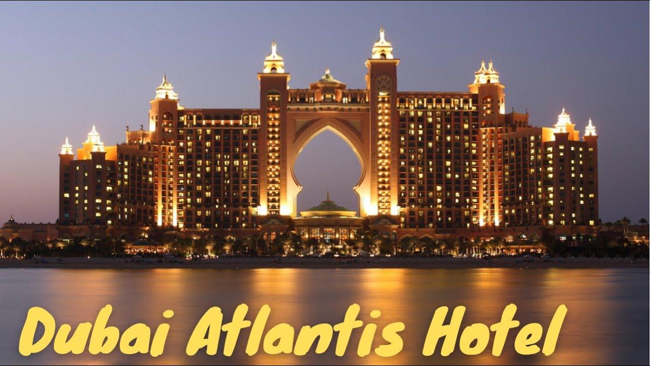 Dubai atlantis hotel area the palm jumeirah hd 2013 for The hotel dubai