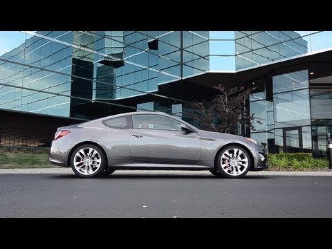 2013 Hyundai Genesis Coupe 3.8 R-Spec - WINDING ROAD Quick Drive