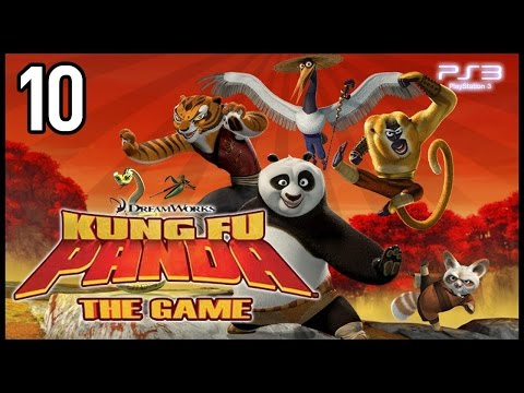 Kung Fu Panda (The Video Game) - Part 10