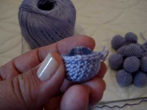 Crocheting Youtube Videos : Bolinhas de crochet - YouTube