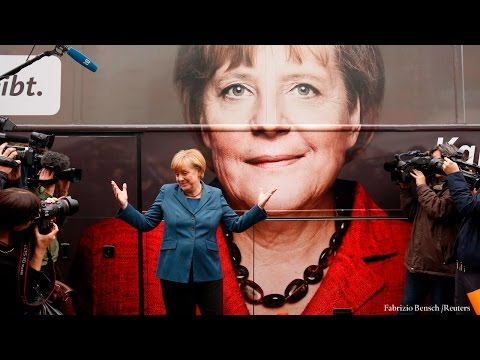 Power Profile: Angela Merkel