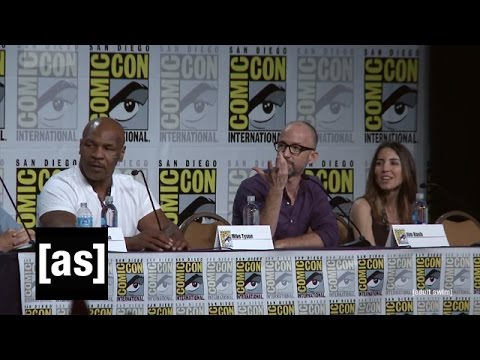 Mike Tyson Mysteries Panel SDCC 2014 | Mike Tyson Mysteries | Adult Swim