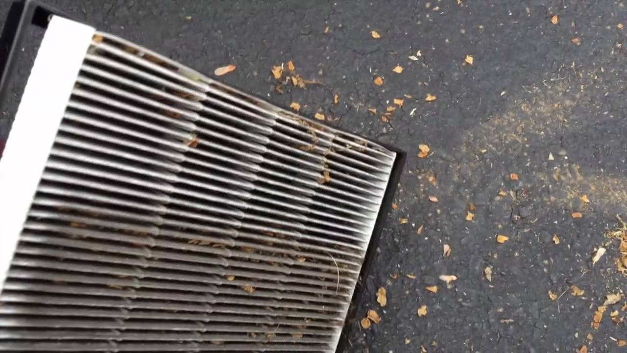 How To Replace Auto Cabin Air Filter Youtube