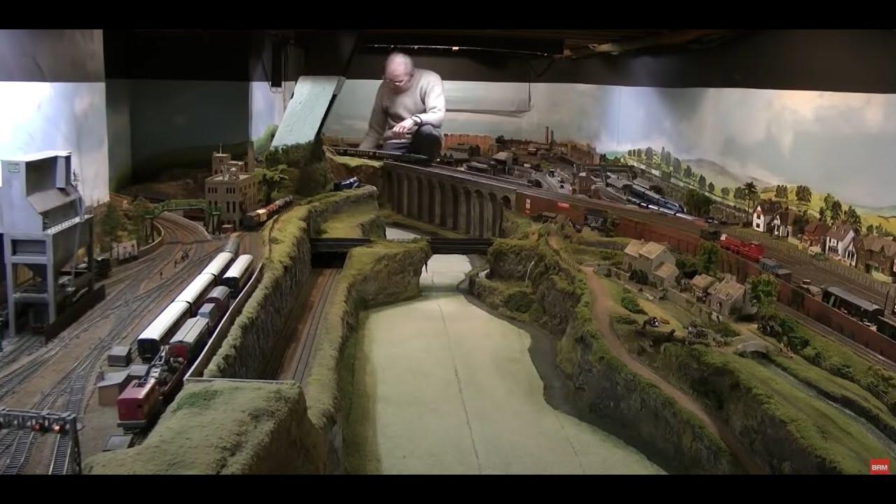 Glendower Model Railway Layouts Youtube