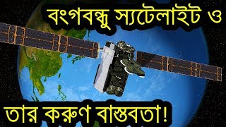 দুই হাজার কোটি টাকার Bangabandhu-1 Satellite ও তার তিক্ত কাহিনী!