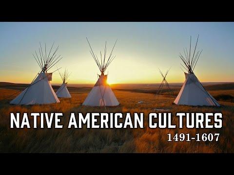 Native American Cultures (1491-1607) - AP US History (APUSH) @TomRichey