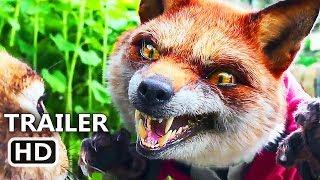PETER RABBIT Official Trailer (2018) Margot Robbie, Daisy Ridley Animation Movie HD