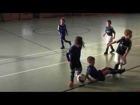 CZ3-Międzynarodowy Debiut Kudełka-Turniej w Niemieckim Ostritz-FA Bolesławiec- I meczyk z Zitau
