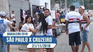 TV Máfia Azul - São Paulo 1 x 0 Cruzeiro