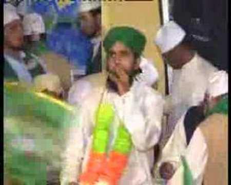 2* Sohna Aaya -- Naat by Mohammad Asif Attari @ Mirpur milad / mehfil in Azad Ka