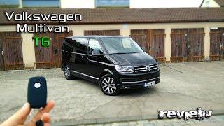 2018 VW Multivan T6 2.0TDI   Review