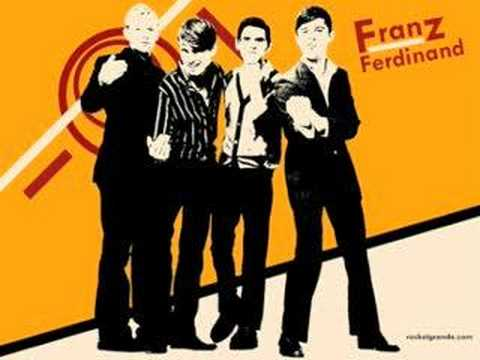 Franz Ferdinand - Tell Her Tonight (German, Paul Sings)