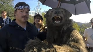 OFF! - 'Grizzly King' (Behind the Scenes)