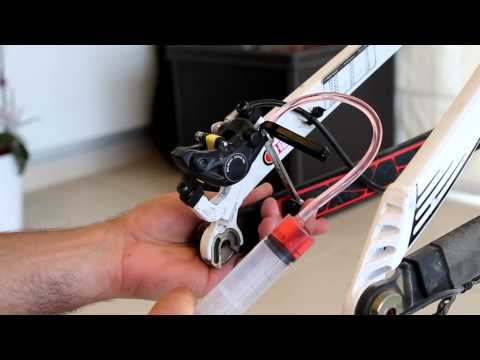 How to bleed Shimano disk brakes (step by step full length)