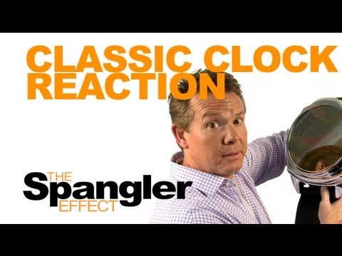 The Spangler Effect - Classic Clock Reaction Season 01 Episodes 31 - 33