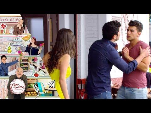 Julián y Fredy pelean por Dalia | No haga bulla... | Como dice el dicho