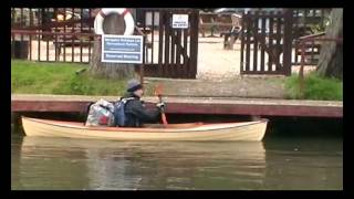 "UKHBBR ""Thames Raid"" Day 1. Lechlade to Shifford"