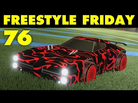Freestyle Friday 76 | Rocket League - JHZER