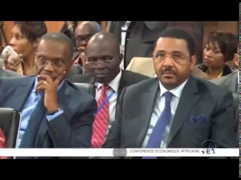 CEA : Press conference: UNDP, AfDB, AEC, DRC Primer Minister,  Senegal Minister of Plan