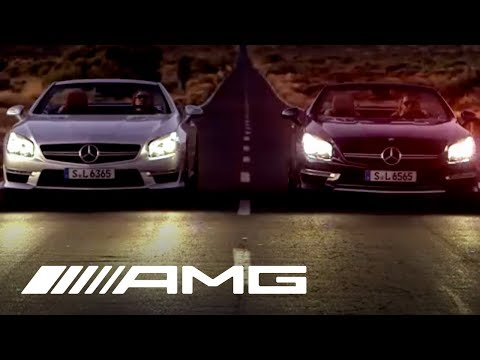 The All-New SL 63 AMG and SL 65 AMG