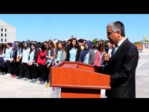 FEN LİSESİ BİLİM ŞENLİĞİ....  25 Nisan 2017
