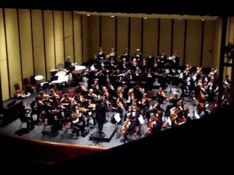 CYSO South American Tour 2009 - Dvorak &quot;New World Symphony&quot; - Movement 4 - Part 1