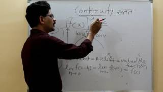 Continuity, Continuity of Functions With Example ,Class 12 Maths (Hindi)