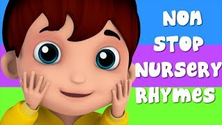 Non Stop English Nursery Rhymes Playlist For Kids Rhymes Compilation Kids Tv Jr.Squad