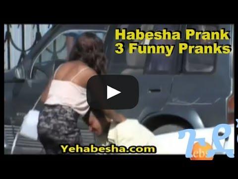 Habesha Prank 3 Funny Pranks video
