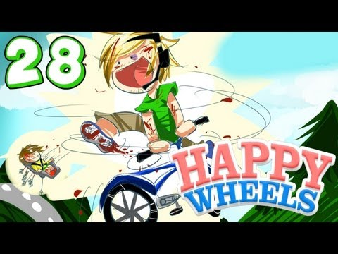 POKEMON ADVENTURES! - Happy Wheels - Part 28