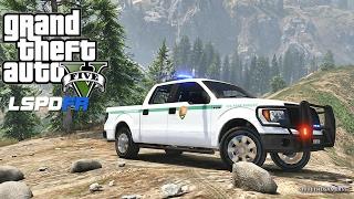GTA 5 LSPDFR 0.3.1 - EPiSODE 347 - LET'S BE COPS - PARK RANGER PATROL (GTA 5 PC POLICE MODS)