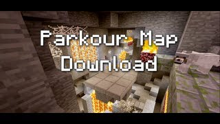 Minecraft Xbox 360 Parkour: Jump Map Download!