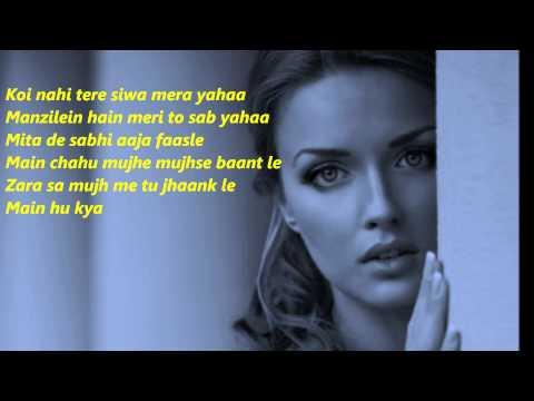 Kabhi Jo Baadal Barse Song Arijit Singh Jackpot 2013 video