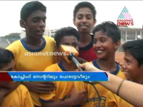 Kannur  football friends ready for welcome FIFA world cup  കണ്ണൂര് ഫുട്ബോള് ഫ്രണ്ട്സ്