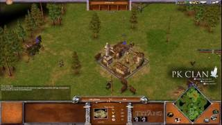 Age of Mythology: Zeus Vs. Odin   TheMista-Shelty Tournament Game With Commentary