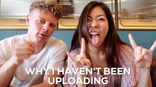 WHY I HAVEN'T BEEN UPLOADING - Bas Hollander - Vlog 141