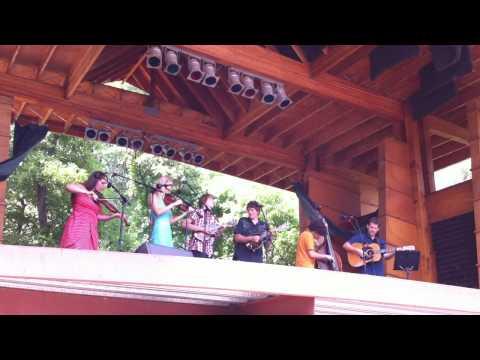 Rockygrass 2010 - Bearfoot featuring Dominick Leslie&Bryan Sutton