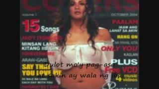 Regine Velasquez - Ako'y Iyong-iyo