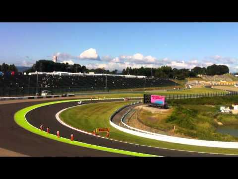 2012 F1 日本GP セーフティーカー メルセデス・ベンツ SLS AMG