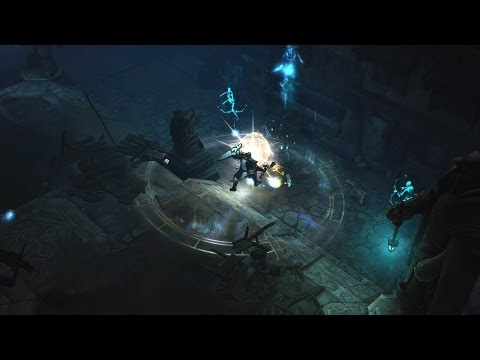 Diablo III: Reaper of Souls Gameplay Teaser