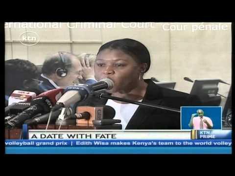 Kenya's President Uhuru Kenyatta to know fate of ICC case