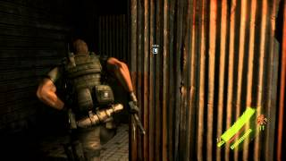 Resident Evil 6 [Chris y Piers] | Capitulo 1 | Chris a Vuelto [1/3] |