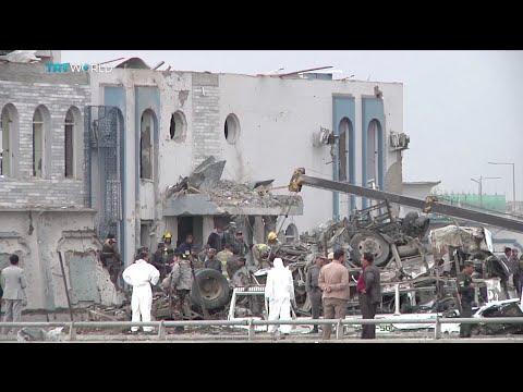 Afghan Taliban claims suicide attack in Helmand, which killed several police officers