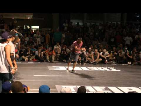 IBE 2011 *Latin America vs Europa* 3.All battles All HQuality...