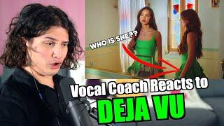 Cover Lagu - Vocal Coach Reacts to Olivia Rodrigo - Deja Vu