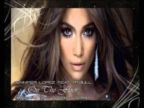 Jennifer Lopez Feat. Pitbull - On The Floor (Ameem & The Broskis Remix)
