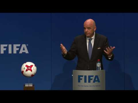 FIFA Council agree to expand FIFA World Cup™ to 48 teams