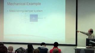 Control Systems Engineering - Lecture 2 - Modelling Systems