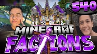 Minecraft: Factions Let's Play! Episode 540 - BROTHER vs. BROTHER!
